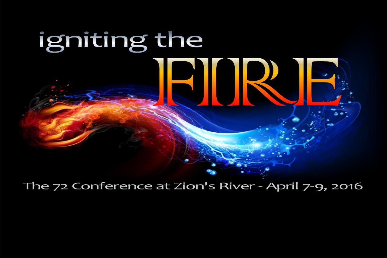 Ignite The Fire Zions River Tacoma WA